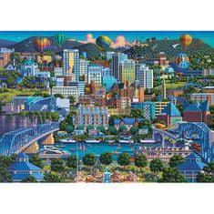 Schmidt Puzzle 1000 Chattanoga