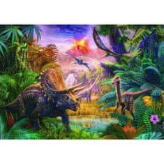 Schmidt Puzzle 100 Údolie dinosaurov