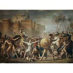 Editions Ricordi Puzzle 1500 J.L.David, The Sabines frozen the War Between Ro