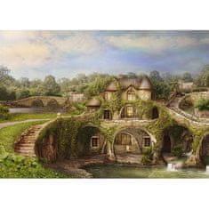 Schmidt Puzzle 1000 Nature house
