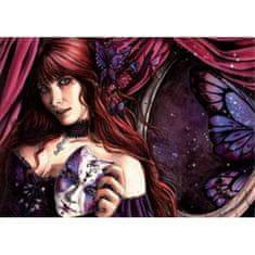 Editions Ricordi Puzzle 1000 Scarlet Gothica, Masquerade