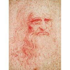 Editions Ricordi Puzzle 1500 Leonardo, Autoportrét