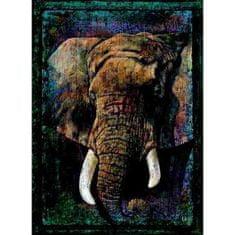 Editions Ricordi Puzzle 1000 Pane, Africký slon