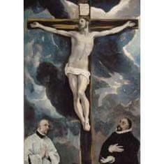 Editions Ricordi Puzzle 1000 El Greco, Kristus