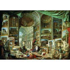 Editions Ricordi Puzzle 1000 Pannini, Galleria noc vedute di Roma antica