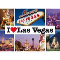 Schmidt Puzzle 1000 I love Las Vegas