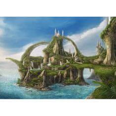 Schmidt Puzzle 1000 Island of waterfalls