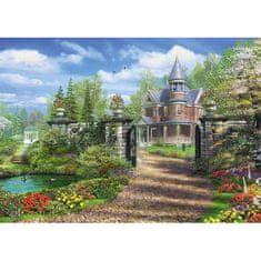 Schmidt Puzzle 1000 Idyllic country estate