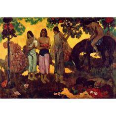 Editions Ricordi Puzzle 1500 Gauguin, Rupe rupe