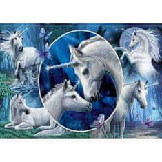 Schmidt Puzzle 1000 Charming unicorns