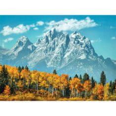 Clementoni Puzzle 500 Grand Teton in fall