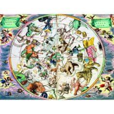 Editions Ricordi Puzzle 1500 Cellarius, Zodiac