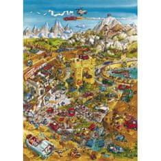 Heye Puzzle 1500 Rallye Italia