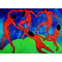 Editions Ricordi Puzzle 1000 Matisse, Tanec