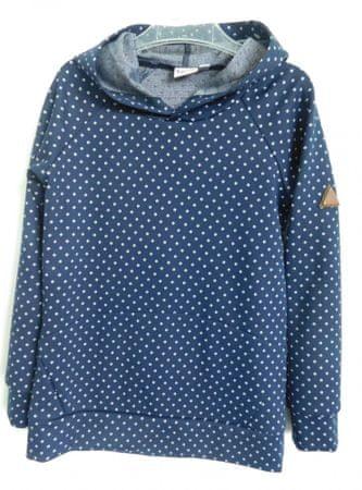 Topo lány pulóver 158 kék