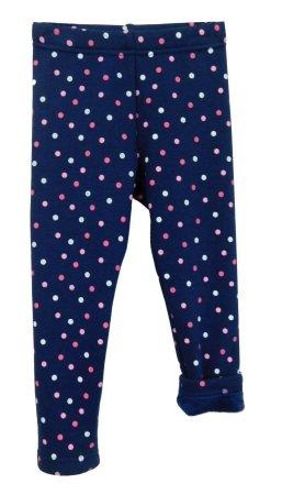 Topo Lány baba termo leggings, 86, sötétkék