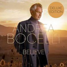 Bocelli Andrea: Believe (Deluxe Edition) - CD