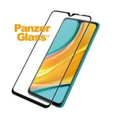 PanzerGlass Edge-to-Edge zaštitno staklo za Xiaomi Redmi 9, crna (8031)