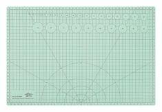 WEDO Rezacie podložka, skladacie, A3 / A4, zelená