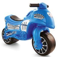 DOLU Lábbal hajtós kismotor, kék