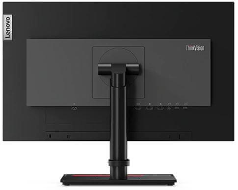 monitor Lenovo P24q-20 (61F5GAT1EU) low blue light flicker-free a szem megerőltetésének csökkentésére