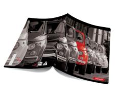 Target bilježnica Red Collection, A4, crte, 10 komada (21637)