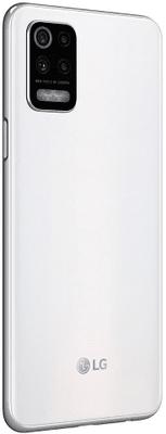 mobilní telefon LG K52, 4GB/64GB, Gray 4 fotoaparáty 48 mpx 5 mpx 2 mpx 2 mpx 8mpx přední fotoaparát operační systém android baterie s kapacitou 4000 mah mediatek procesor 64 gb vnitřní paměť 4 gb ram ips displej dotykový nfc Bluetooth 5.0 duální wifi čtečka otisku prstů