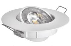 EMOS LED spotlámpa Exclusive fehér 5W természetes fehér