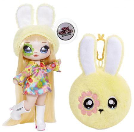 Na! Na! Na! Surprise lutka i pliš životinje, 2u1, serija 4 - Bebe Groovy