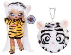 Na! Na! Na! Surprise lutka i pliš životinje, 2u1, serija 4 - Bianca Bengal