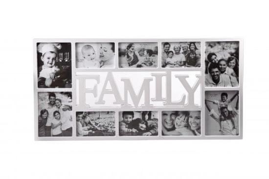 Makro Fotorám Family 72x36cm