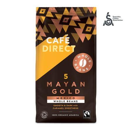 Cafédirect kawa BIO Mayan Gold Mexiko SCA 82 227 g