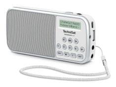 Technisat Digitální rádio TechniSat TechniRadio RDR, bílé
