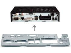 Dreambox Zadní kryt pro přijímač Dreambox DM800 s DVB-T tunerem
