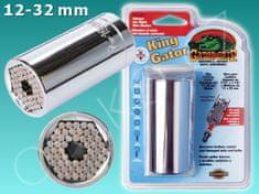 Gator Univerzální klíč Gator Grip ETC-125, 12-32 mm
