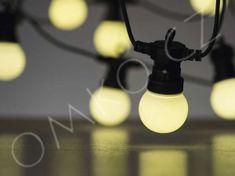 Emos LED světelný párty řetěz EMOS ZY1939, 5m, teplá bílá