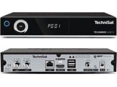 Technisat TECHNIBOX UHD S, 4K Ultra HD, HbbTV, černá