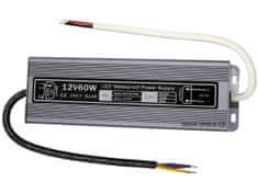 TechniLED LED napájecí zdroj TechniLED DR-60, 60W, 5A, IP67