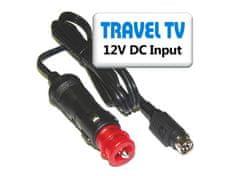 FINLUX Napájecí kabel pro TV Finlux, z autozásuvky 12V/DC, 2m