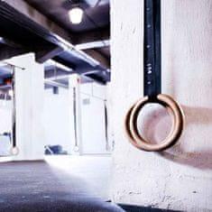 TOORX gimnastični krogi, leseni, 4 kos