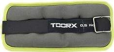 TOORX Uteg za zapešće ili gležanj, 2 x 0,5 kg