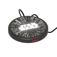 Star Wars Elektro Nabíječka bezdrátová s LED logem