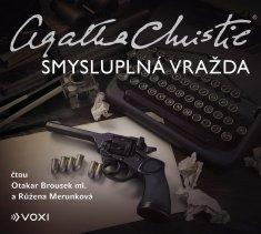 Christie Agatha: Smysluplná vražda - MP3-CD