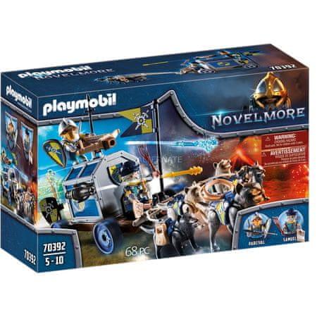 Playmobil Novelmore transport blaga (79392)