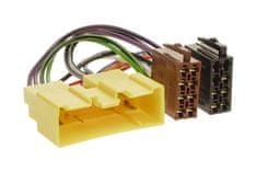 Saunika ISO redukcia pre montáž autorádia - MAZDA.