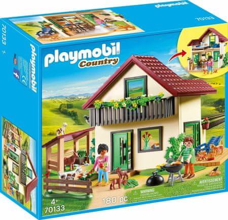 Playmobil sodobna kmečka hiša (70133)