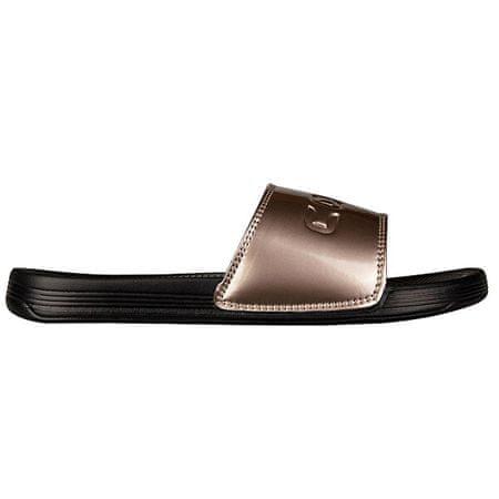 Coqui Női papucs Sana Black / Bronze 6343-100-2297 (méret 36)