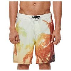 ONLY&SONS Pánské plavkové kraťasy Press Board Swimshorts Nt 2472 Olive Branch
