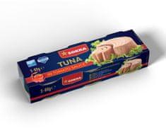 SOKRA Tuniak v paradajkovej omáčke 3 pack 240 g