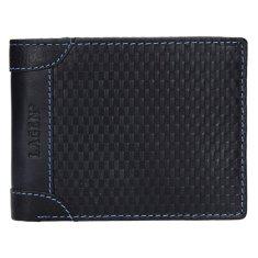 Lagen Pánská kožená peněženka 5434 Navy